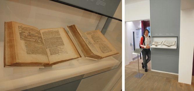 Die ältesten, in Dänisch verfassten Memoranden (Kongernes Jelling, Dänemark)...