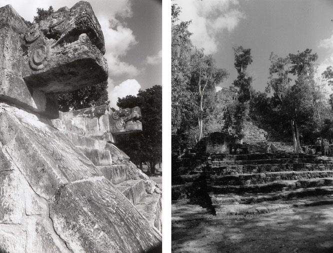 Chichén Itzá & Cobá