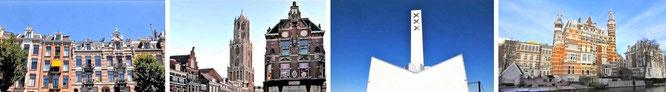 Die Highlights meiner ausgedehnten Reisen in die Niederlande. Außerdem im Reisegepäck: stets auf der Suche nach Werken Vermeers, Hieronymus Boschs und - Van Goghs. Auch jenseits des Atlantiks...