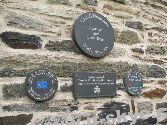 Castell Deudraeth, Portmeirion, Penrhyndeudraeth LL48 6ER, Wales (GB)...