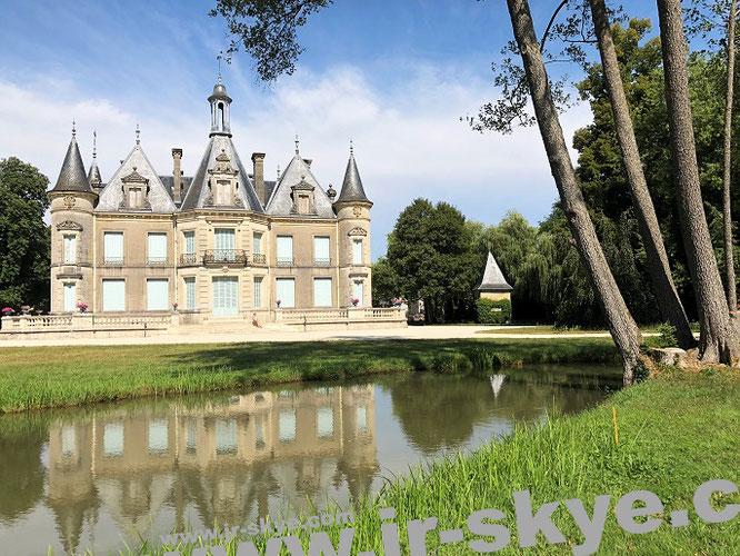 Chateau de Thillombois...