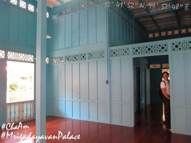 Mrigadayavan Palace, Cha Am