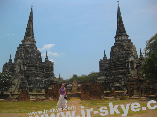 """Took this #picture in #historic #Ayutthaya in March ´17 - #Thailand #worldtravel #photography #asia""..."