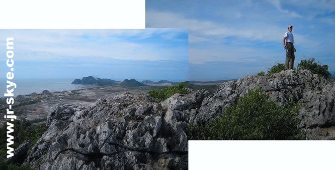 """...finis africae: Namibia (22° 34′ 0″ S, 17° 9′ 0″ E)."""