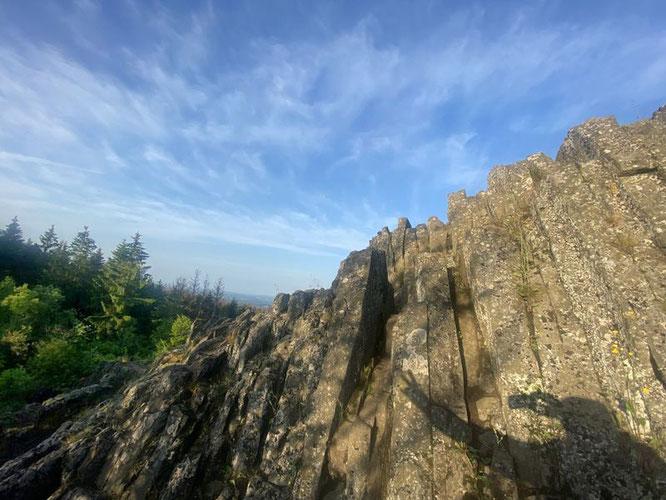 Bilstein, Vogelsberg - 50° 29′ 44.98″ N, 9° 12′ 10.61″ E