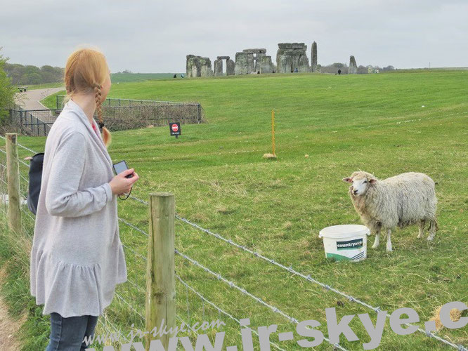 Stonehenge...