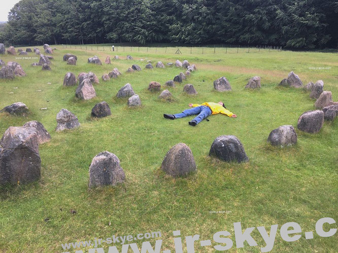 """Never lose your Viking spirit! Major #Viking burial site Linholm Høje, Aalborg #Denmark. 682 Viking graves, 400-1050 AD. Visited this spectacular, historic ground last time 07/2019! @bostervang #nordic #IronAge #business #travel."""