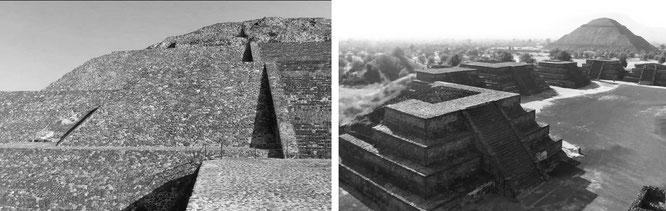 Tenochtitlan -  Ex-Hauptstadt des Aztekenreiches, auf 2.240 Metern Höhe. Distanz Mexiko Stadt: 235 km (Ost) - 19° 26′ 6″ N, 99° 7′ 53″ W...