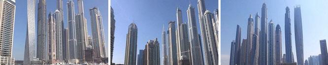 Marina Bay, Dubai (25° 5′ 12.8″ N, 55° 8′ 42.87″ E)...