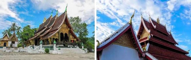 "Luang Prabang, Laos ຫຼວງພະບາງ - 19° 53′ 35″ N, 102° 8′ 17″ E . ""...some Luang Prabang pics for inspiration below: thanks to @DoV! Click to enlarge!"""