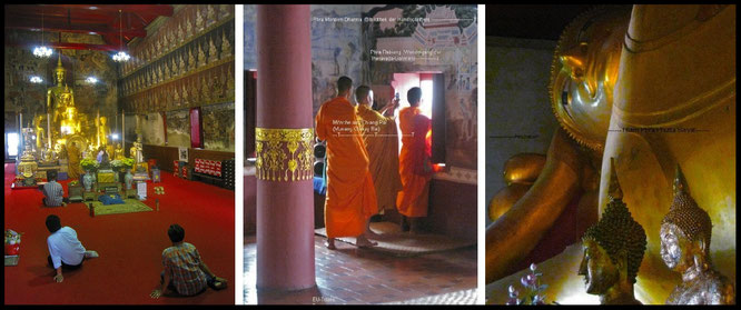 """Enlightenment? Have taken these 3 photos in historic Phetchaburi #Thailand, 35 miles north of #HuaHin and 58 miles south of #Bangkok #buddhism""..."