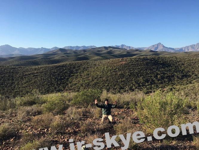 """""""If I have ever seen magic, it has been in Africa."""" - John Hemingway. Great Southern Land - diesmal nicht Australien, sondern ganz einfach im Süden des afrikanischen Kontinents..."""