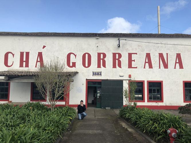 ...headquartered in São Miguel Island, Azores - 37° 48′ 56.95″ N, 25° 24′ 9.04″ W