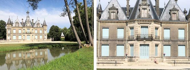 Chateau de Thillombois, Frankreich