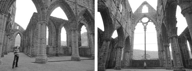 """Und diese beiden Exemplare folgten - unter anderem - zu Weihnachten mit dem handschriftlichen Vermerk: """"Visit Wales""""!"""