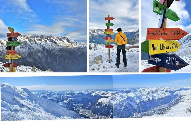 ...in knapp 4.000 Metern Höhe! #MountEverest #Ararat #Kilimandscharo #? Bitte hier entlang! #MontBlanc