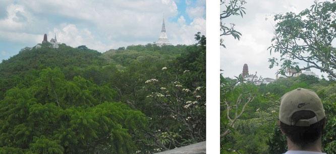 Phra Nakhon Khiri/Wat Phra Kaeo Noi, Khao Wang, Phetchaburi
