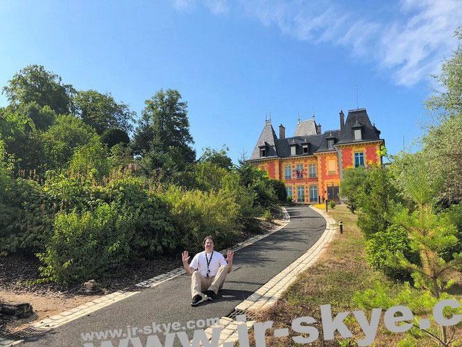 ...von Château zu Château - in Frankreich. Eingeschlossen Weingüter & farbenfrohe Maisons (Le Clos Poincaré)!