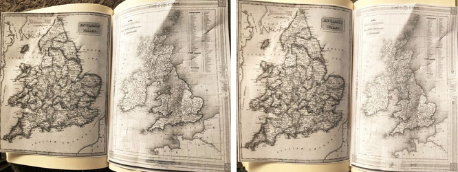 """Discovering the past of England on historical maps."""