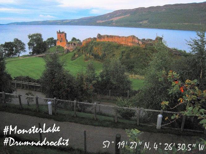 Boleskine House Aleister Crowley Spukschloss Loch Ness