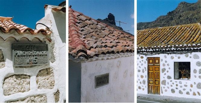 Gran Canaria - Wohnkultur-Architektur in und um Guayadeque bei Agüimes