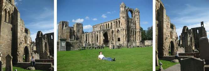 """Elgin Cathedral."""