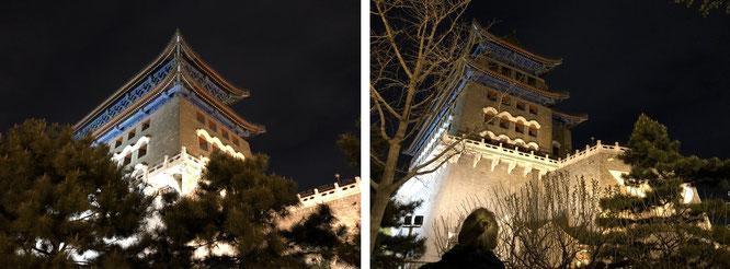 ZhengYangMen / Qianmen, Beijing (39° 53′ 57.3″ N, 116° 23′ 30″ E)...