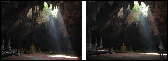 """Spectacular Tham Khao Luang #Cave (13° 7′ N, 99° 57′ E) / historic Phetchaburi #Thailand 58 mi south of #Bangkok, 35mi north of #HuaHin #travelblogger #Buddhism #travel #climb #HuaHin""..."