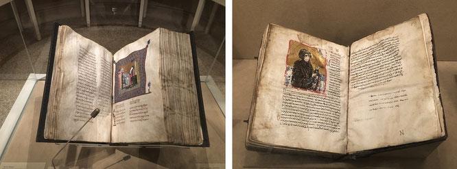 Byzanz: Illuminierte Psalter, Konstantinopel, 12. Jahrhundert