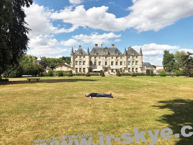 Château des Monthairons, 55320 Dieue-sur-Meuse, Frankreich