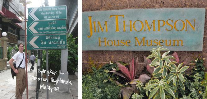 Der 12-fache Ursprung meiner Reise in die Cameron Highlands, Malaysia: das Jim Thompson House in Bangkok, Thailand