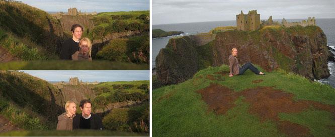 Spectaculum: Dunnotar Castle...