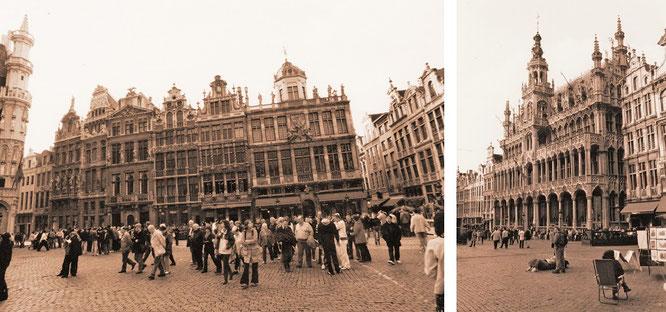 Brüssel...