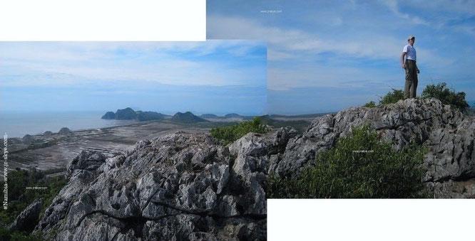 Namibia (ehemaliges Deutsch-Südwestafrika, 22° 34′ 0″ S, 17° 9′ 0″ E)...