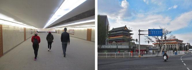 Central Beijing...