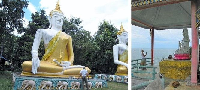 Tempelanlagen um Hua Hin...