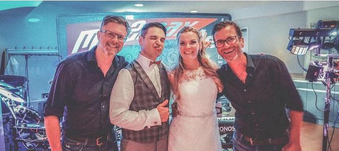 Hochzeitsband in Regensburg, Ingolstadt, Nürnberg und München