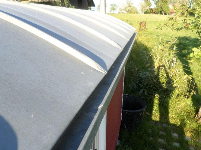 Tonnendach & Runddach im Bauwagen-Bau