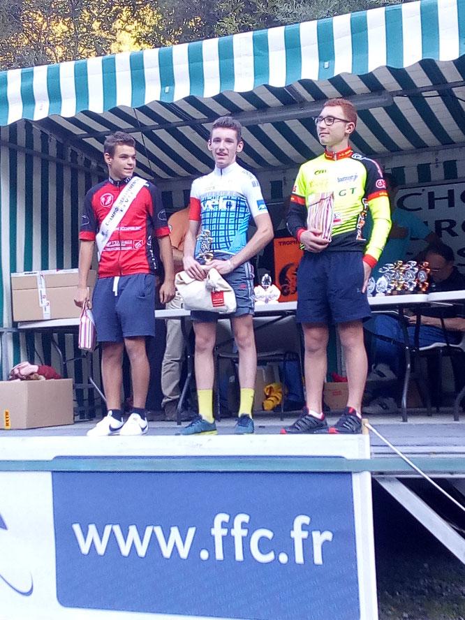 Nicolas HOVASSE Champion Midi Pyrénées de VTT XCSM (Marathon) Lac d'Öo 2017