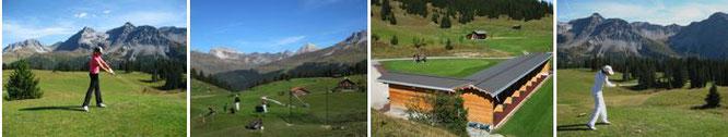schönste Golfplätze Schweiz