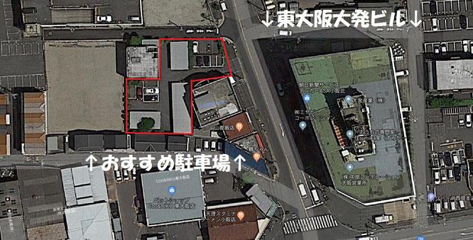辻村モータープール,月極駐車場