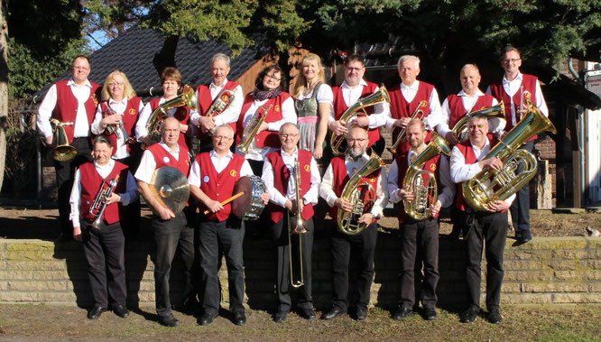 Die Oderbrucher Blasmusik erwartet euch zum 2. Blasmusikfestival am 01.06.2019 in Falkenhagen (Mark)
