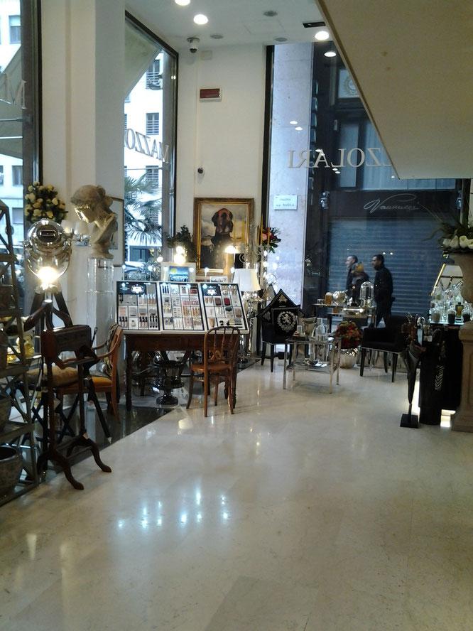 Mazzolari, in galleria San Babila a Milano