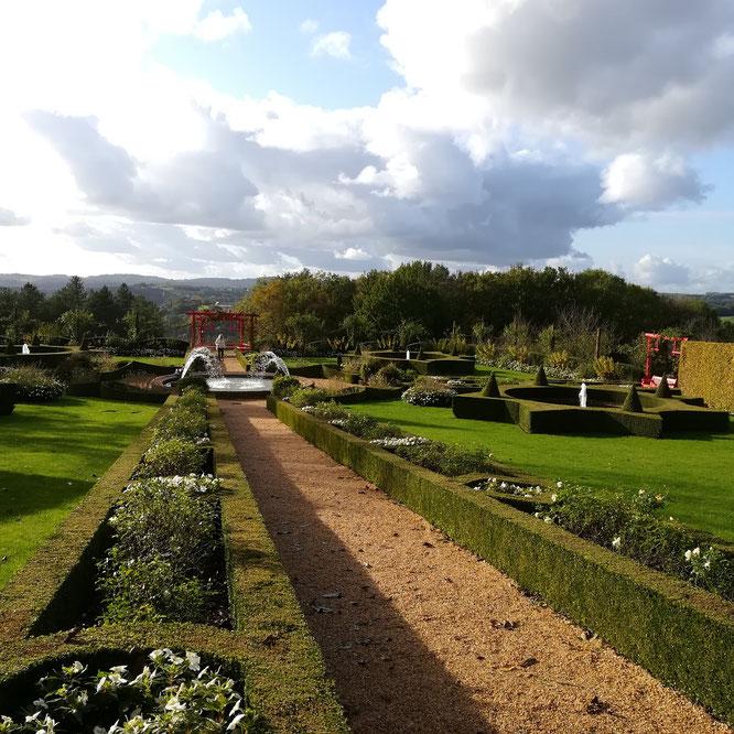 Les jardins d'Erignac