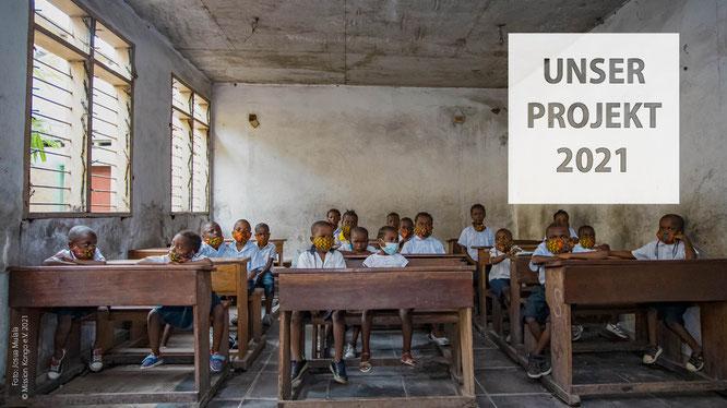 Mission Kongo e.V. | Unser Projekt 2021 | Ausbau der St. Charles Grundschule