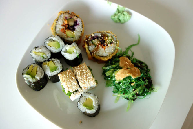Bild: Sushi von Yoko Sushi Berlin