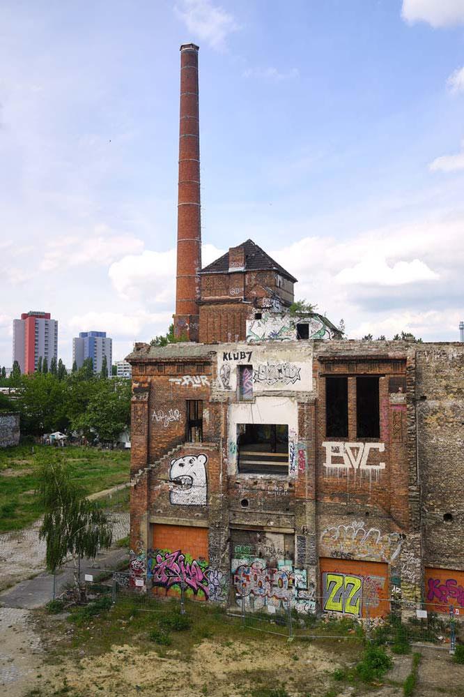Bild: Alte Eisfabrik, Berlin-Mitte