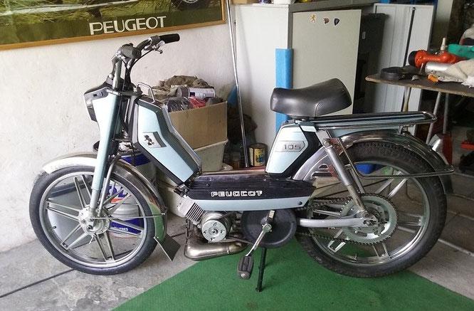 Peugeot 105