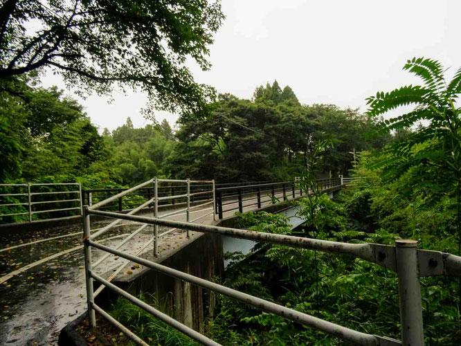 二本松市 観音丘陵遊歩道