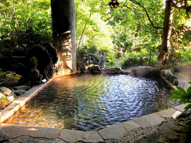 西郷村 新甲子温泉 五峰荘